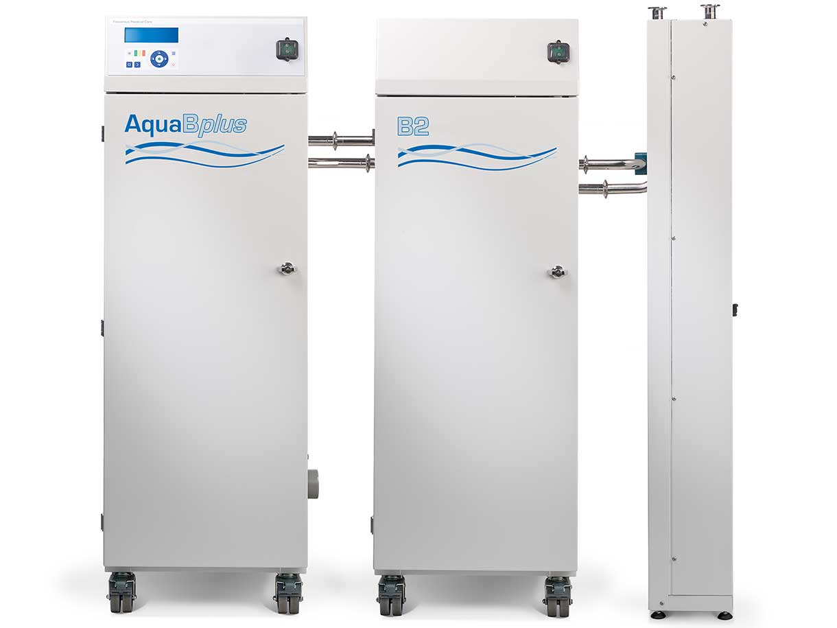 AquaBplus HF de Fresenius Medical Care